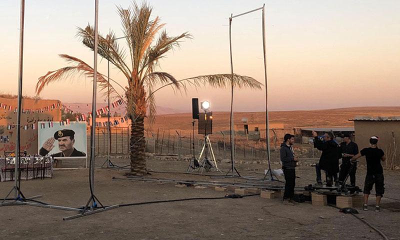 """تصوير فيلم """"جيران"""" في كردستان العراق (2020)"""