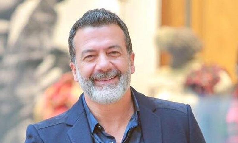 المذيع اللبناني طوني بارود أيلول 2019 (صفحة طوني على فيس بوك)