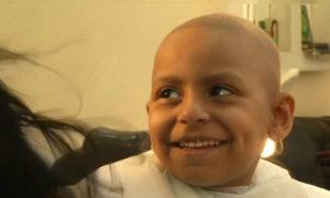 طفلة مصابة بمرض السرطان -8 تشرين الثاني 2018- (يورونيوز)