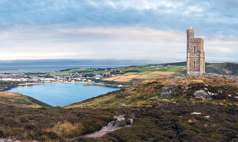 جزيرة مان في البحر الإيرلندي (Makers)