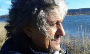 الشاعر الرقاوي شلاش مجحم الحسن (صفحة شلاش الحسن فيس بوك)