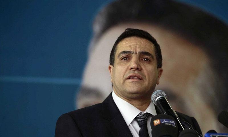 المرشح الرئاسي عبد العزيز بلعيد