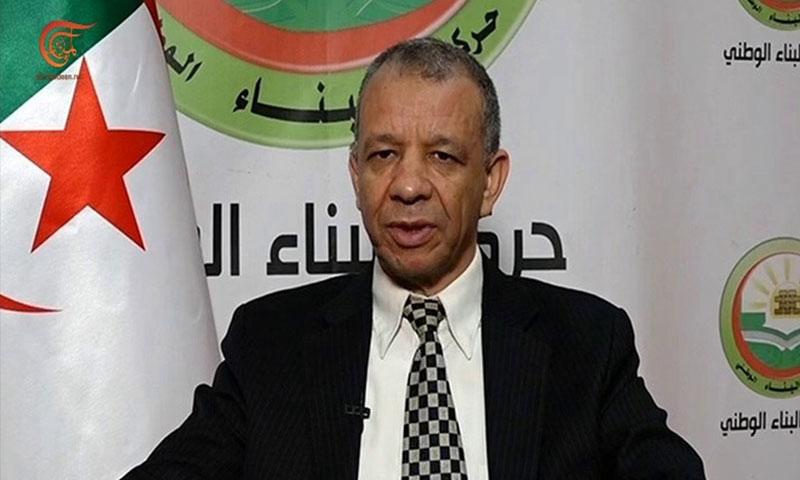 المرشح الرئاسي عبد القادر بن قرينة