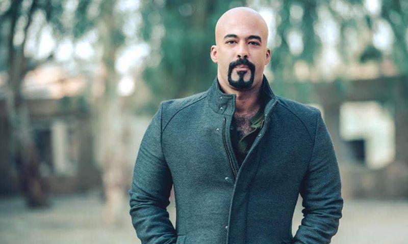 الفنان الراحل هيثم أحمد زكي من مسلسل كلبش 2 (الراي نيوز)