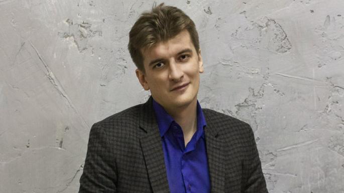 الصحفي الروسي مكسيم بورودين (thetimes)