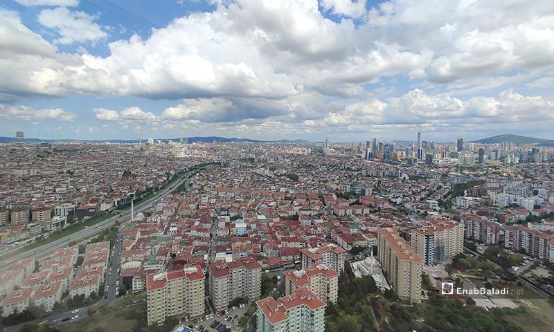 اسطنبول العمرانية