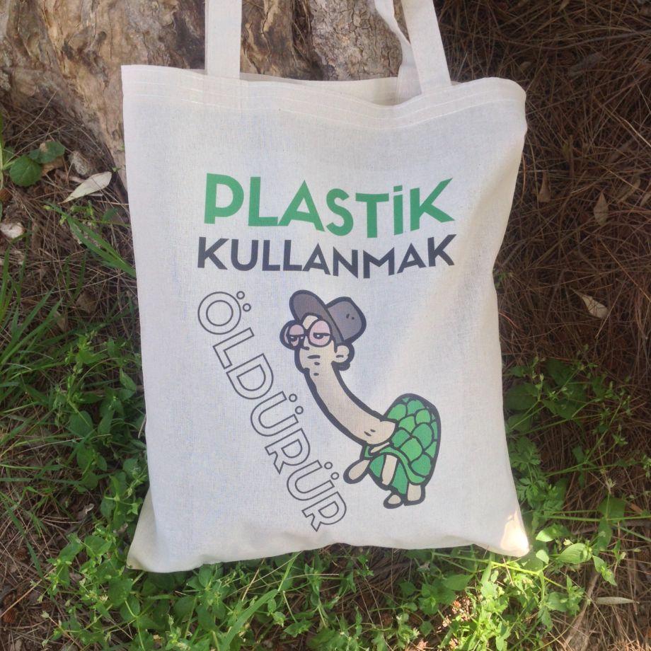 حقيبة قماشية صديقة للبيئة (Zet)