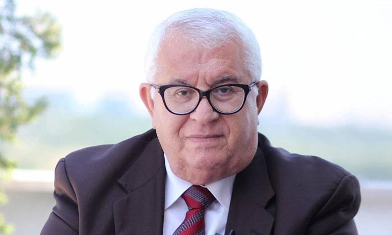 الباحث السوري عبد الله تركماني (مدار اليوم)