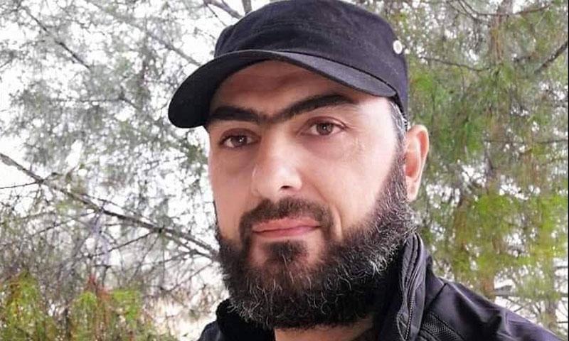 الشرعي في حركة أحرار الشام الشيخ عبد المنعم الكدع ( عمر حذيفة)
