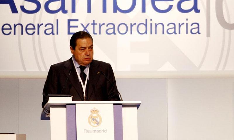 فينيستي بولودا المرشح لرئاسة ريال مدريد (صحيفة موندو ديبورتيفو)