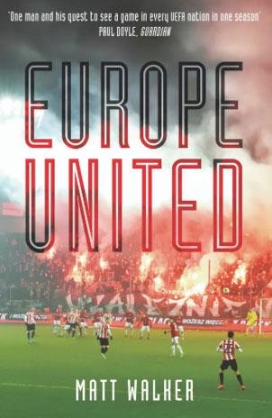 غلاف كتاب أوروبا المتحدة
