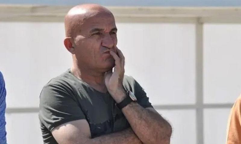رئيس اتحاد كرة القدم السوري الجديد حاتم الغايب (البوابة الرياضية)