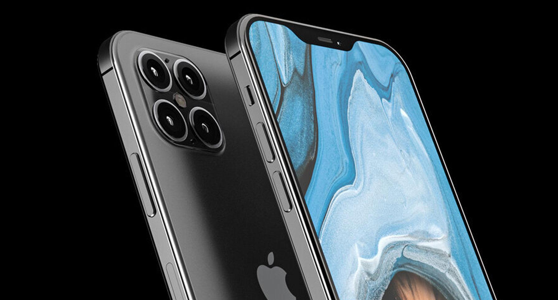 تصميم هاتف اي فون 12 المفترض وسيصدر في 2020 (فون ارينا)