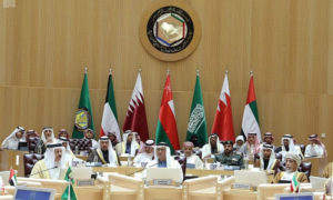 اجتماع وزراء خارجية دول مجلس التعاون لدول الخليج العربية -9كانون الأول 2019- (وكالة الأنباء السعودية)