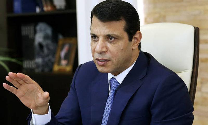السياسي الفلسطيني محمد دحلان (رويترز)