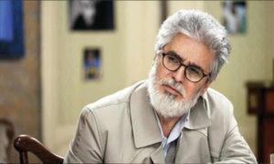 الممثل عباس النوري من مسلسل ترجمان الأشواق (يوتيوب)