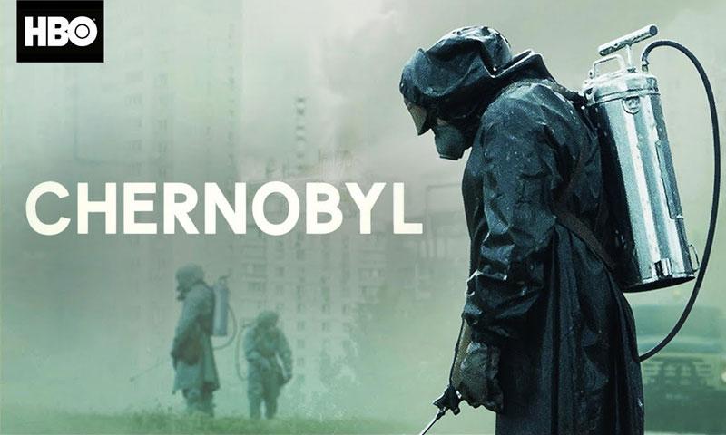 حاز مسلسل تشيرنوبل على المرتبة الأولى في قائمة أفضل مسلسلات 2019 (HBO)