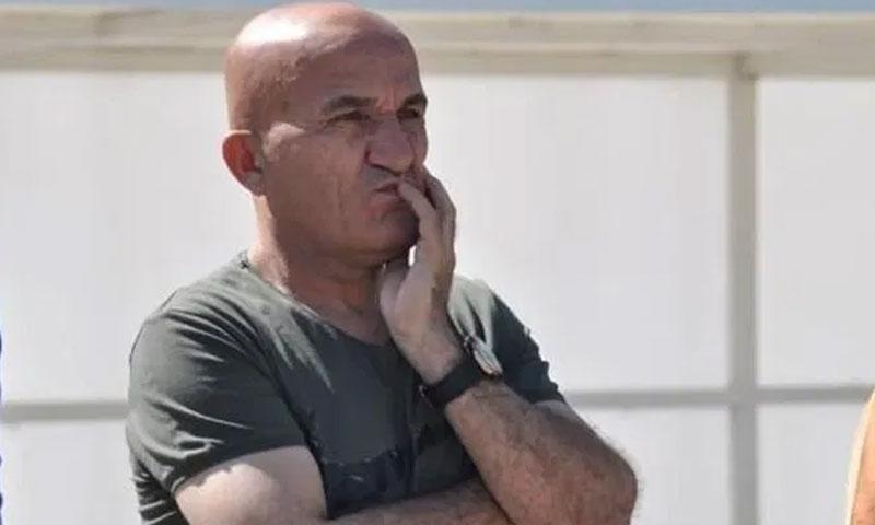 حاتم الغايب رئيس اتحاد كرة القدم السوري الجديد (البوابة نيوز)