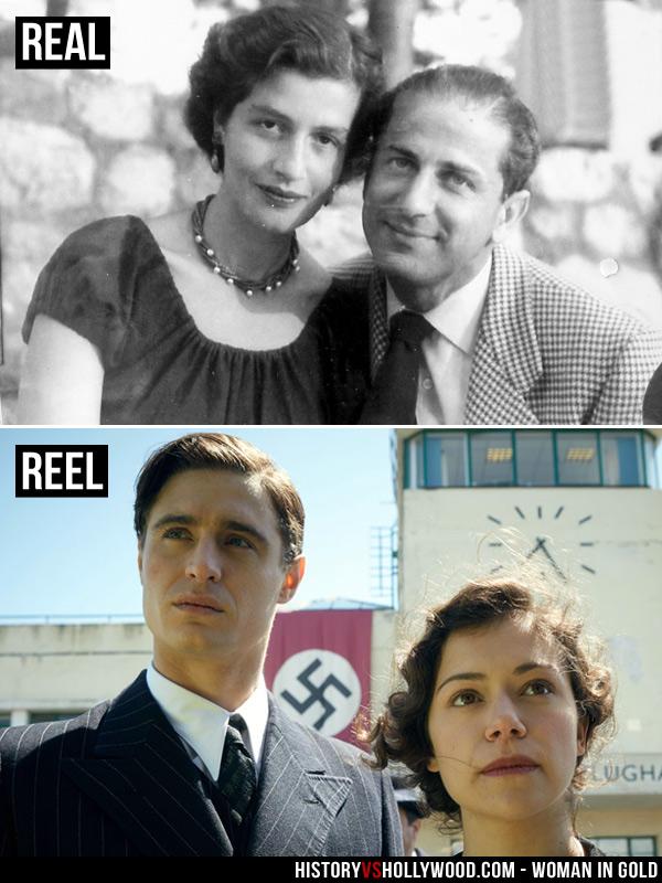 عرض الشخصيات الحقيقية وشخصيات الفيلم- (History vs HollyWood)