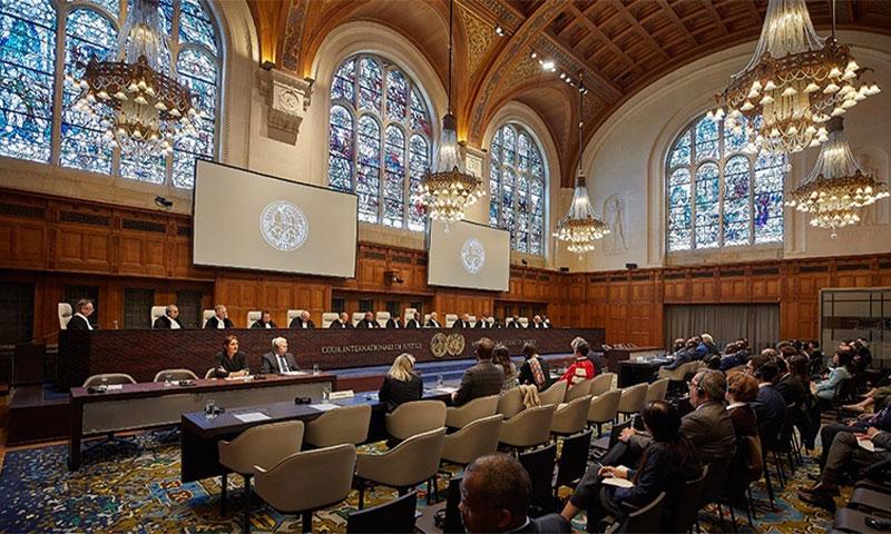 محكمة العدل الدولية 12 من كانون الثاني 2010 - (وكالة إيران برس)