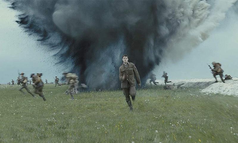 لقطة من فيلم 1917 (موقع IMDb)