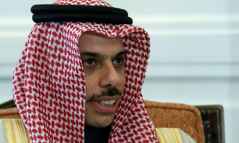 وزير الخارجية السعودي فيصل بن فرحان آل سعود (سبوتنيك)