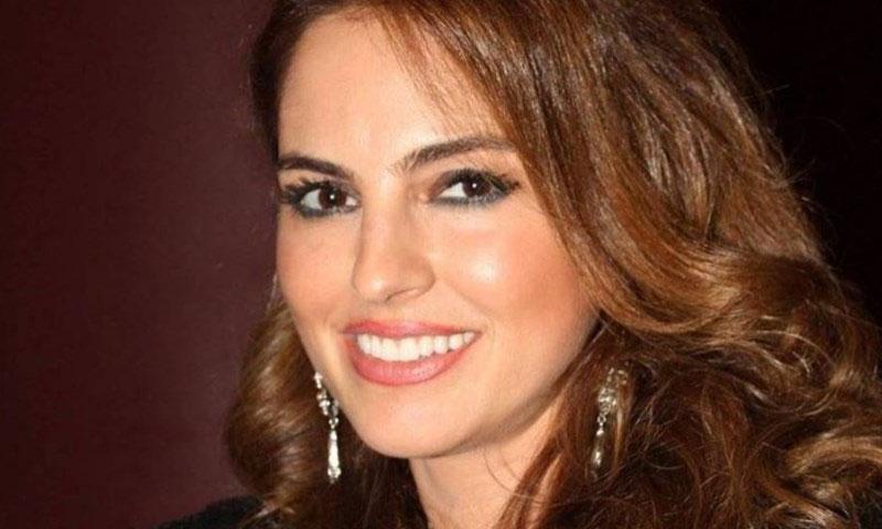 وزيرة الإعلام اللبنانية منال عبد الصمد (الجديد)