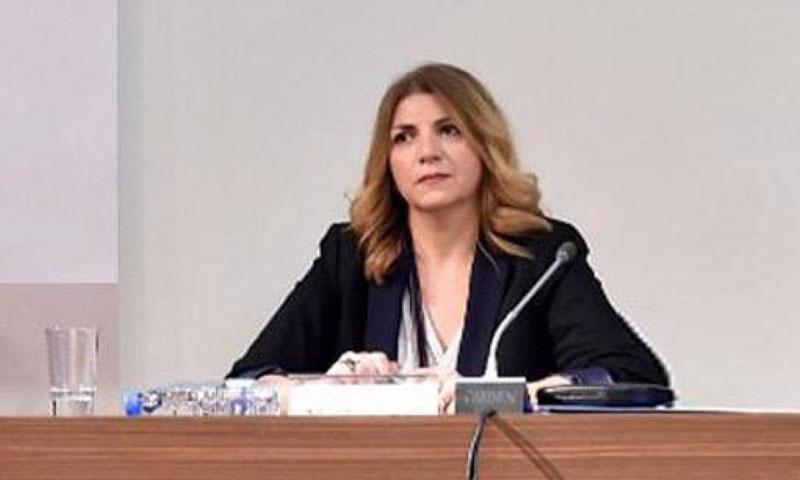 ماري كلود نجم وزيرة العدل (النهار)