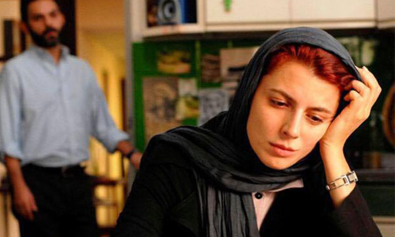 """مشهد من فيلم """"انفصال"""" عام 2012"""