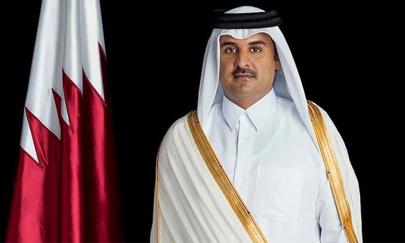 أمير دولة قطر، تميم بن حمد آل ثان (وكالة الأنباء القطرية)