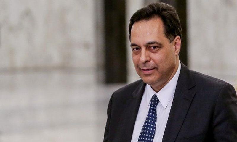 رئيس الحكومة المكلف، حسان دياب (BBC)