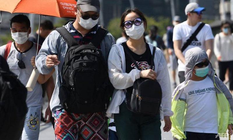 """انتشار فيروس """"كورونا"""" في الصين 27 من كانون الثاني 2020 - (Singapore News Today)"""