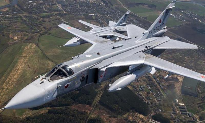 Su-24M (