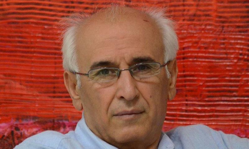 الكاتب والمترجم السوري خليل الرز (صفحة الكاتب في فيس بوك)