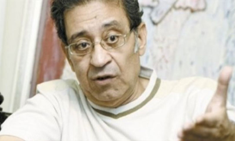 الكاتب المسرحي المصري لينين الرحلي (فيس بوك)