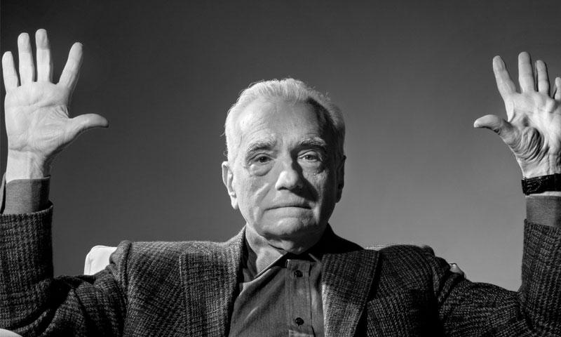 المخرج الأمريكي مارتن سكورسيزي (نيويورك تايمز)