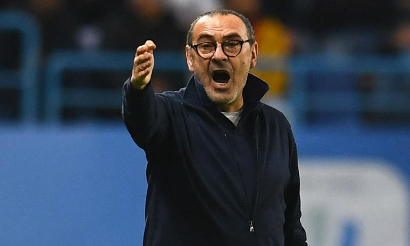 المدرب الإيطالي ماوريسيو ساري (FoxSport)