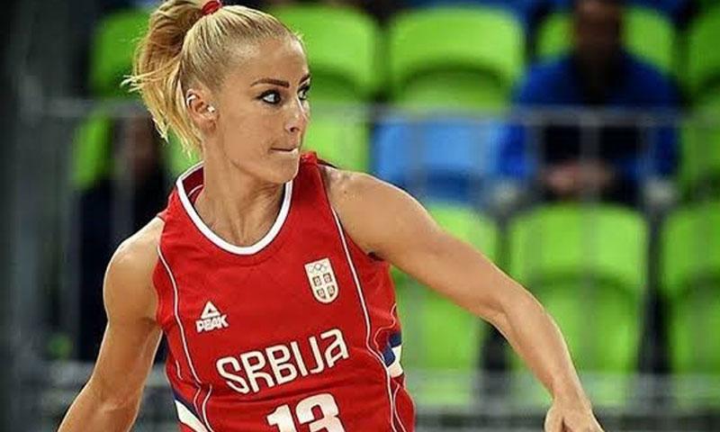تعافد نادي الساحل مع اللاعبة الصربية ميليكا دابوفيتش (تويتر)