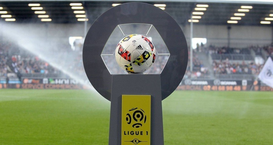 شعار الدوري الفرنسي (Ligue 1)- 2020 (franceligue1classement)