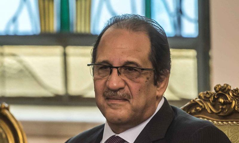رئيس جهاز الاستخبارات المصرية عباس كامل (سي ان ان عربي)