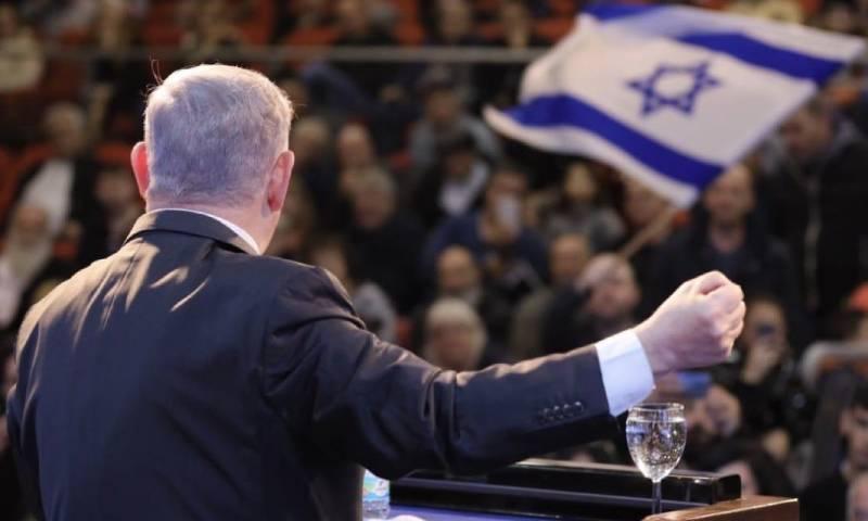 رئيس الوزراء الإسرائيلي بنيامين نتنياهو (حساب نتنياهو في تويتر)