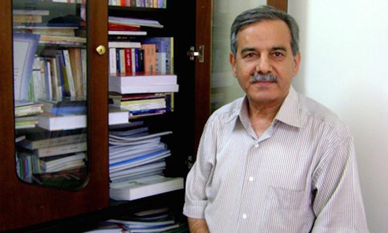 الكاتب والمحلل السياسي محمود وهب - 2014 (شام)