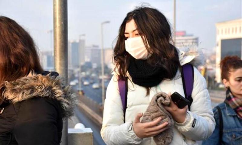 """المواطنون في تركيا يبدأون باتخاذ تدابير وقائية فردية لمكافحة فيروس """"كورونا"""" (DHA)"""