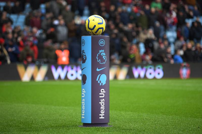 شعار الدوري الإنجليزي الممتاز (Premier League)- (Getty Images)