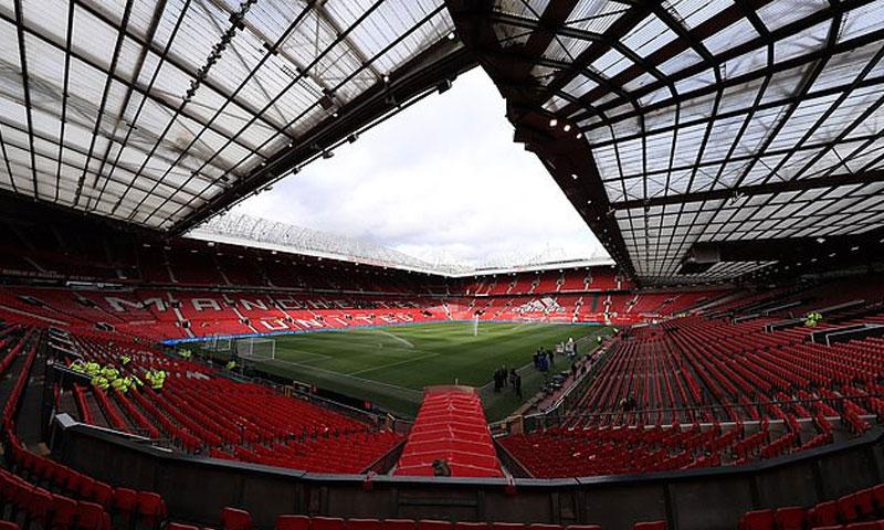 ملعب مانشستر يونايتد الإنجليزي أولد ترافورد (غيتي)