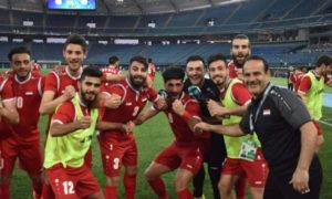 المنتخب السوري لشباب 2019 (يلا سبورت)