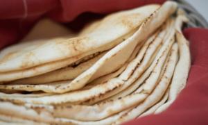الخبز سوريا الخبز السوري خبز سوريا
