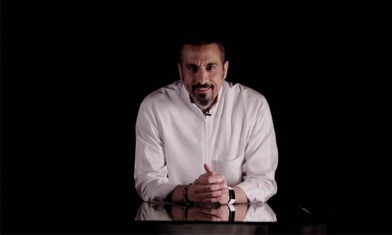 الإعلامي السعودي أحمد الشقيري، مقدم برامج قمرة وخواطر- (إنترنت)