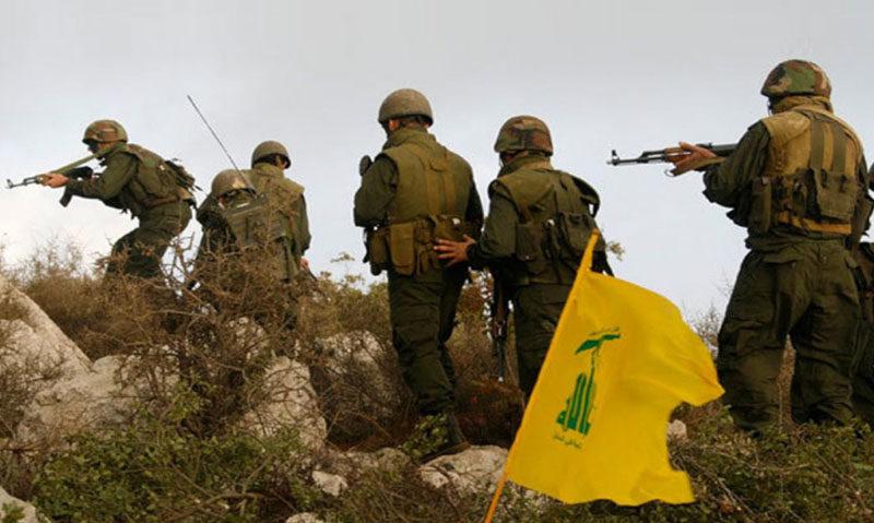 عناصر حزب الله اللبناني