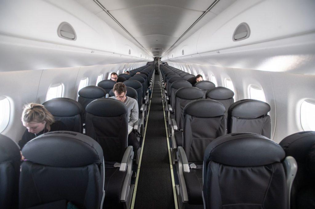 رحلة الخطوط الجوية البريطانية شبه فارغة من ميلانو إلى لندن- 5 من آذار (بلومبيرغ)